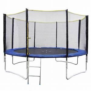 Prix D Un Trampoline : prix d un trampoline trampoline ls t400 pa13 lifestyle ~ Dailycaller-alerts.com Idées de Décoration