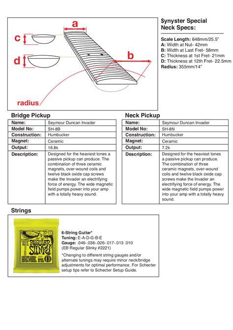 pdf manual for schecter guitar blackjack atx c 1 fr