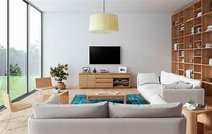 Wohnzimmer Mit Schräge : holzconnection individuelle m bel f r das wohnzimmer ~ Orissabook.com Haus und Dekorationen