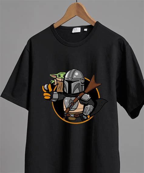 Top Baby Yoda Vault Mando And The Mandalorian shirt ...