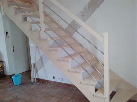 limon d escalier en bois pose de limon d escalier en bois dans le nord nord escaliers