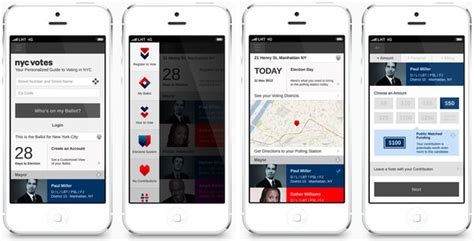 nyc registration to vote elections to be easier for voters with an app the new