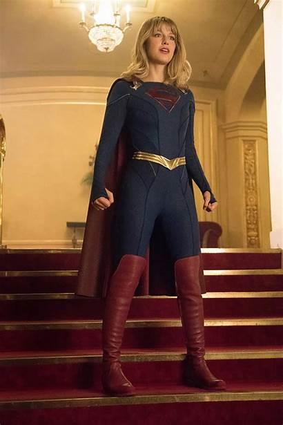 Supergirl Season Magazine Starburst