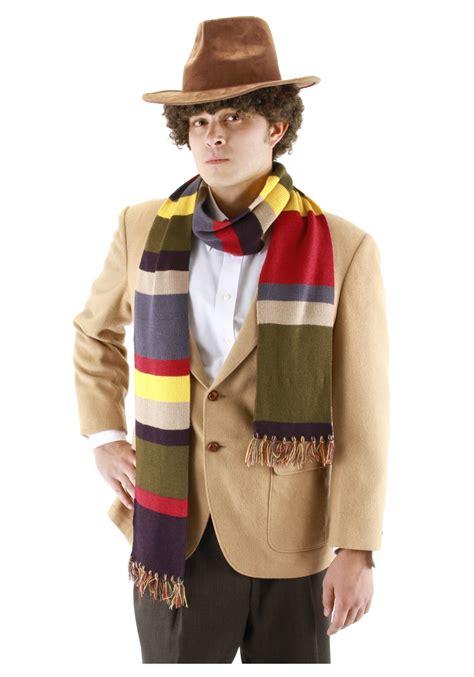 fourth doctor  short scarf