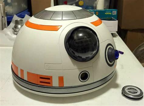 Der Star Wars Droide Bb-8 Aus Dem 3d-drucker