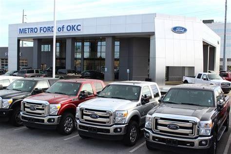 Metro Ford of OKC car dealership in OKLAHOMA CITY, OK