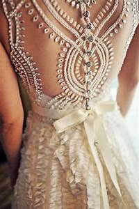 sleeveless wedding dress with amazing back detail sang With back detail wedding dress