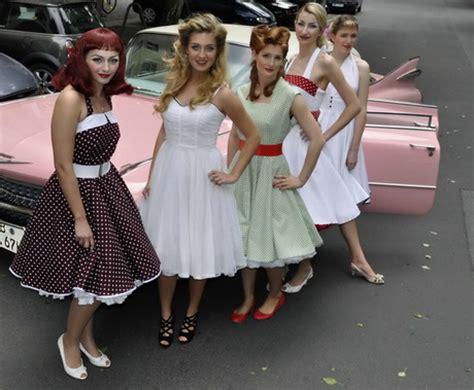 Der 50er by Mode Der 50er Jahren