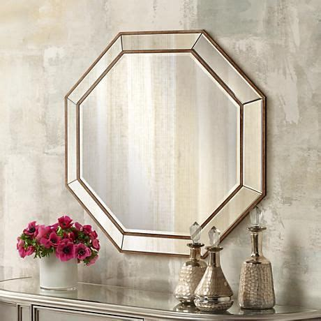 octagon mirrors decorative best 25 octagon mirror ideas on mirrors at b