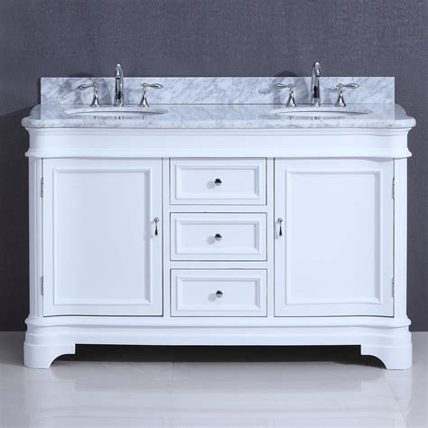 Cambria Vanity by Cambria Vanity 60inch White Home Surplus