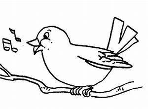 Chirping Birds Clipart (18+)