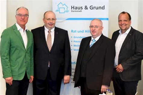 Haus Und Grund Heidelberg Darmstadt Mitgliederversammlung Haus Grund