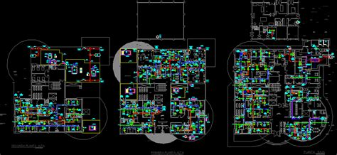 air conditioning duct hospital dwg block for autocad designs cad