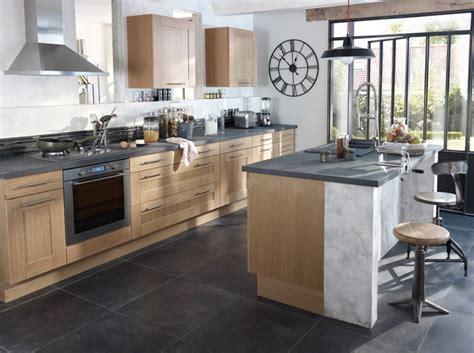 les 4 règles d 39 or d 39 une cuisine ouverte décoration