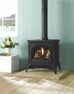 Poele A Gaz Avec Thermostat : 17 po les et chemin es bois design et conomiques c t ~ Premium-room.com Idées de Décoration