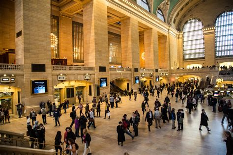 ck premium grand central station in new york free stock photo