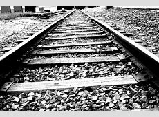 Black And White Railroad 11x85 9