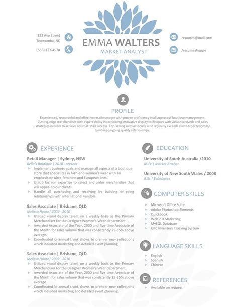 Resume Template Qut by 8 Best Professional Resume Templates Word Editable Images