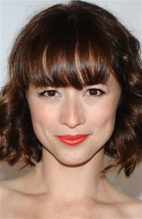 karine vanasse bra size age weight height measurements