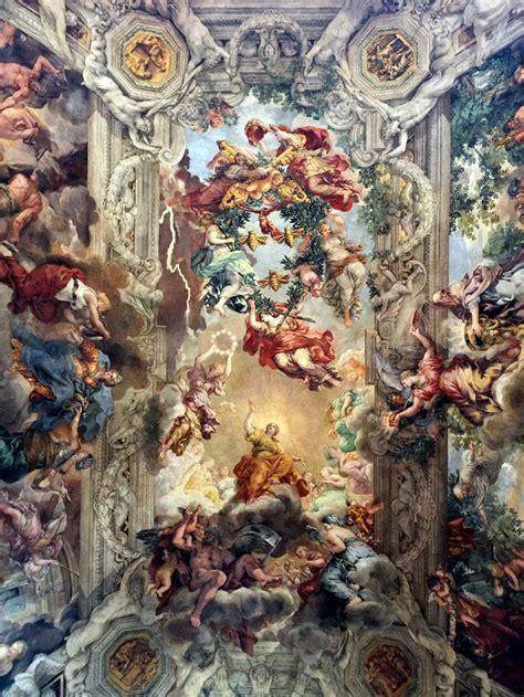 cortonas allegory  divine providence  barberini