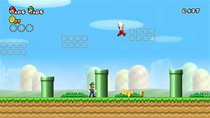 World Coin-2  New Super Mario Bros  Wii