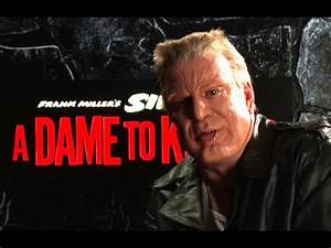 Mickey Rourke Interview - Sin City: A Dame to Kill For ...