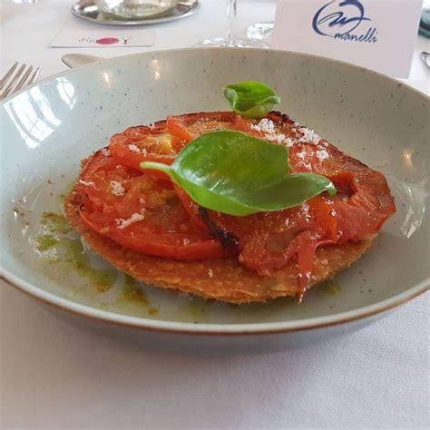 tarte à la tomate et coulis de pistou gourmicom