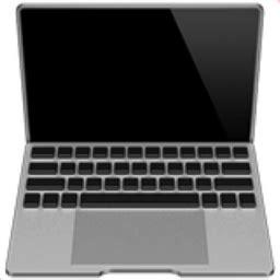 laptop computer emoji ufbb