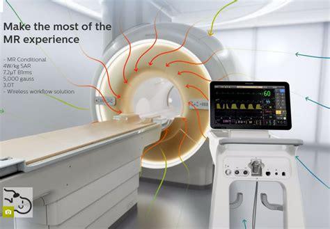 mri compatible patient monitor expression mr400