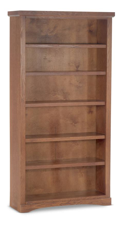 72 X 36 Mission Bookcase By Furniture  Hom Furniture