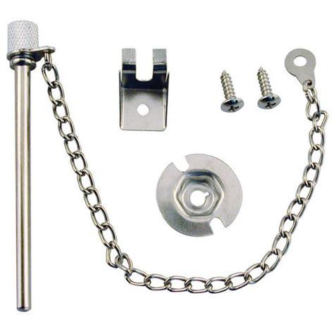 stainless steel sliding door lock pin at menards 174