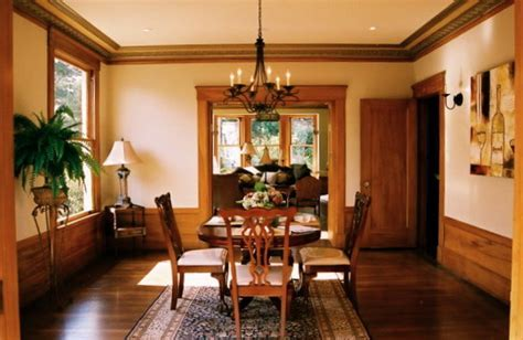 modern victorian dining room » Dining room decor ideas and