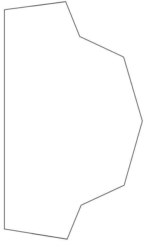Thigh Armor Template by Armor Templates