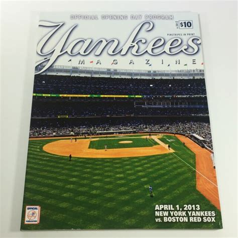 Yankees Magazine: April 1 2013 Volume #34-2 - New York ...