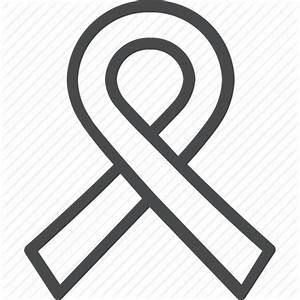 Cancer, ribbon icon | Icon search engine