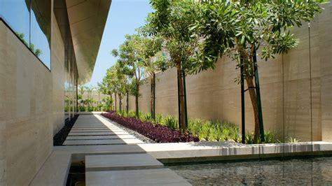 Outdoor Corridor Design  Landscape  Pinterest Pool