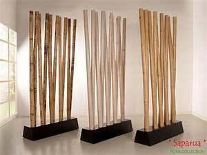 Raumteiler Auf Rollen : tioman designer paravent raumteiler bambus lounge ~ Sanjose-hotels-ca.com Haus und Dekorationen