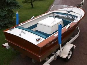 1965 Chris Craft 17ft Ski Boat