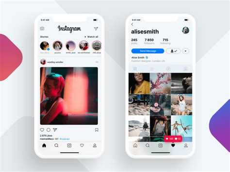 How To Build A Mobile App Like Instagram? (instagram Clone