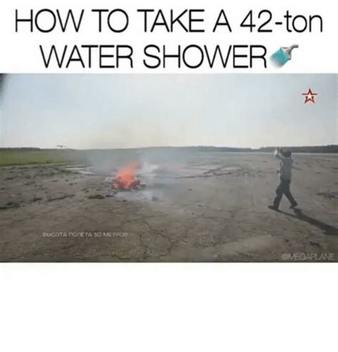 how to take a 42 ton water shower bocota nometa 50 metdob - Can I Shower With A Ton In