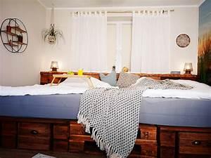 Matratzen Für Europaletten : xxl familienbett die richtige matratze f r unser kingsize bett ~ Orissabook.com Haus und Dekorationen