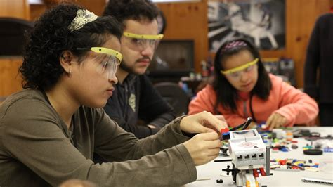 teaching robotics exceptional students paterson arts science