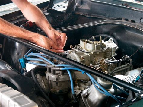 Carb Checklist Performance Issues That Can Traced