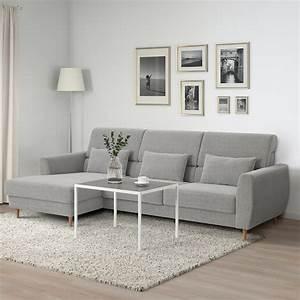 slatorp 3 seat sofa with chaise longue left tallmyra