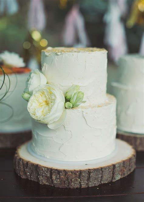 17 Best Images About Buttercream Rustic Cakes On