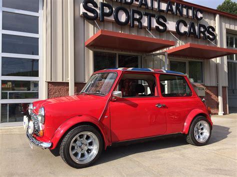 classic mini cooper restomod for sale mid atlantic sports cars
