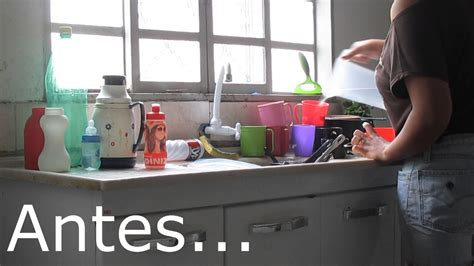 casa baguncada  casa arrumada youtube