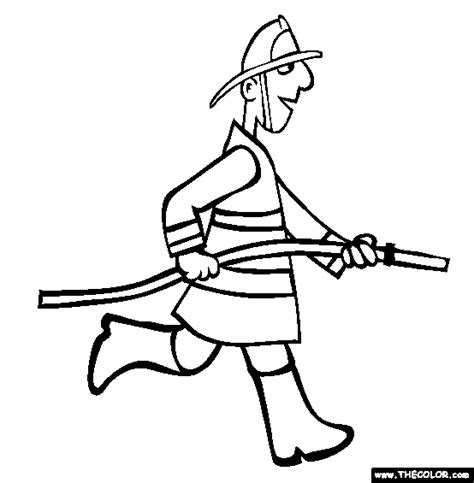 occupations  coloring pages page