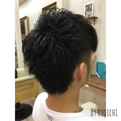 fade haircut メンズカット 襟足はあまり短くしたくない 長めの短髪スタイル ビューティーナビ 3967