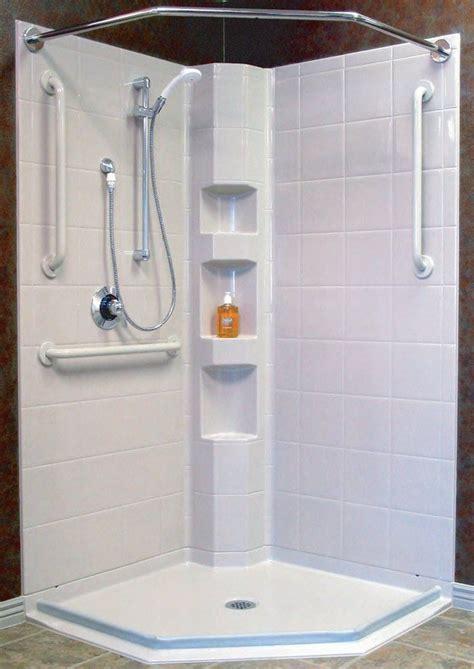 corner shower stall   neo angle shower neo